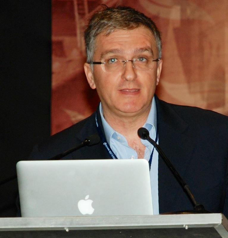 Il prof. Marco Ranieri