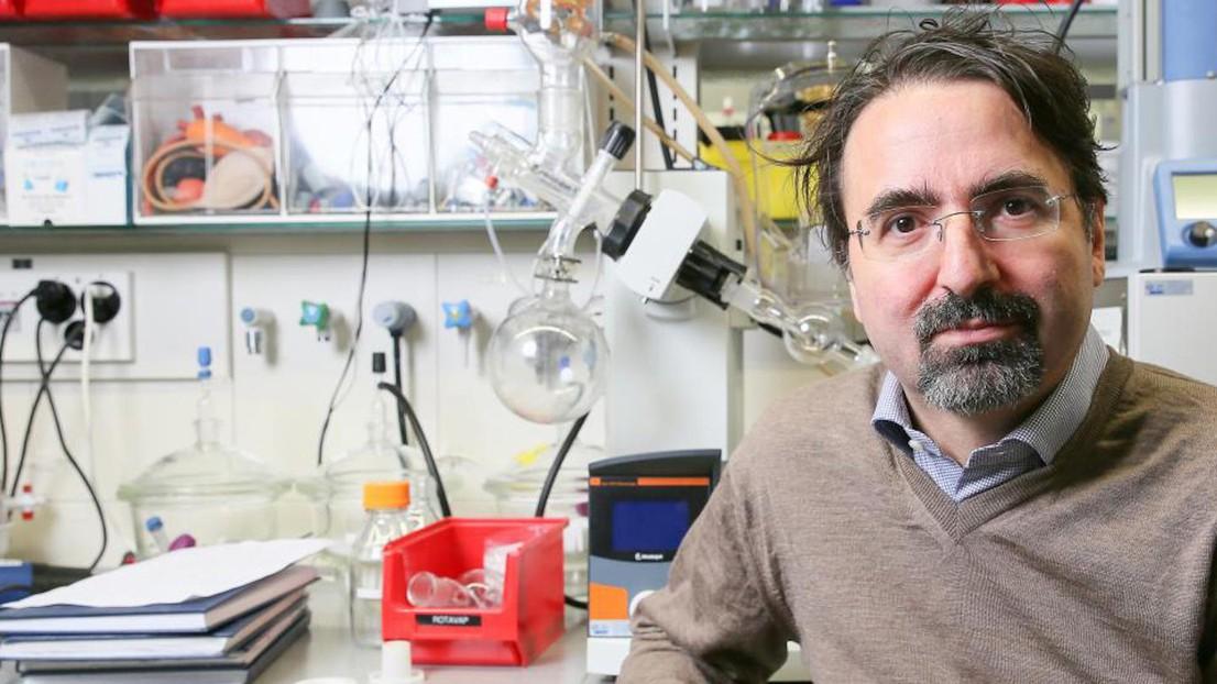 Lo scienziato Francesco Stellacci - Image by EPFL