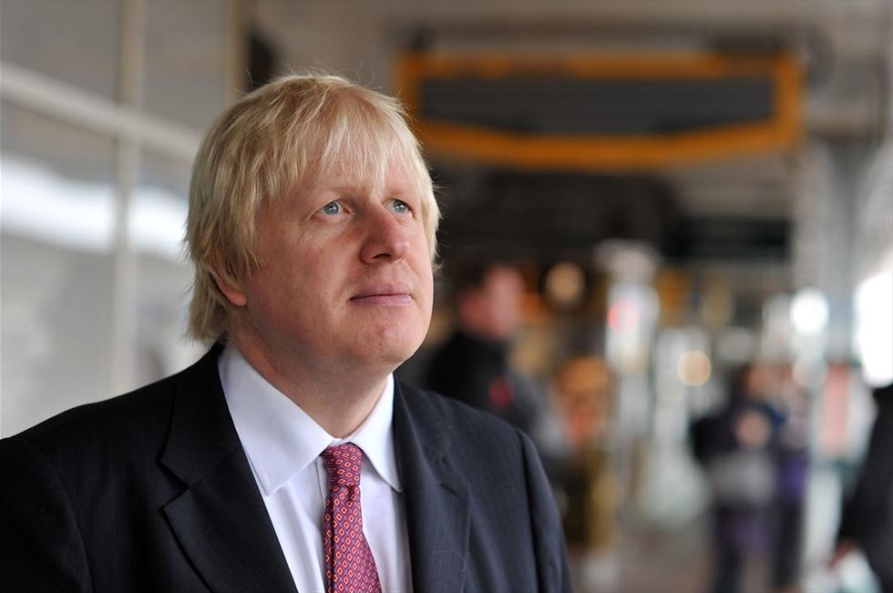 Il premier inglese Boris Johnson
