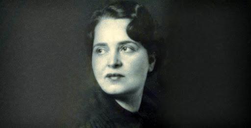 Frances Winwar in una foto di fine anni '20
