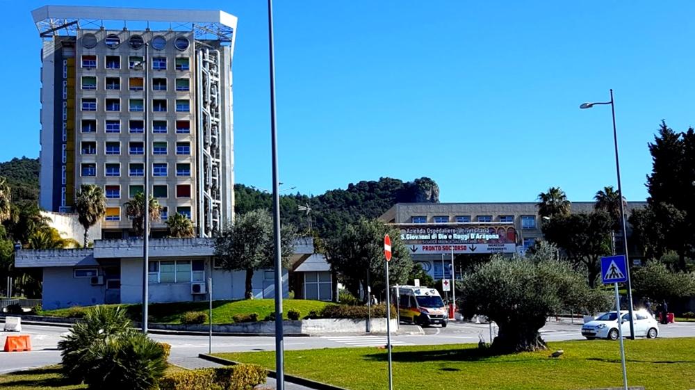 Gli ospedali riuniti S. Giovanni di Dio e Ruggi d'Aragona