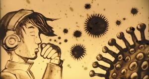 Sand Art: COVID19, i giorni della pandemia nella splendida opera di Erica Abelardo
