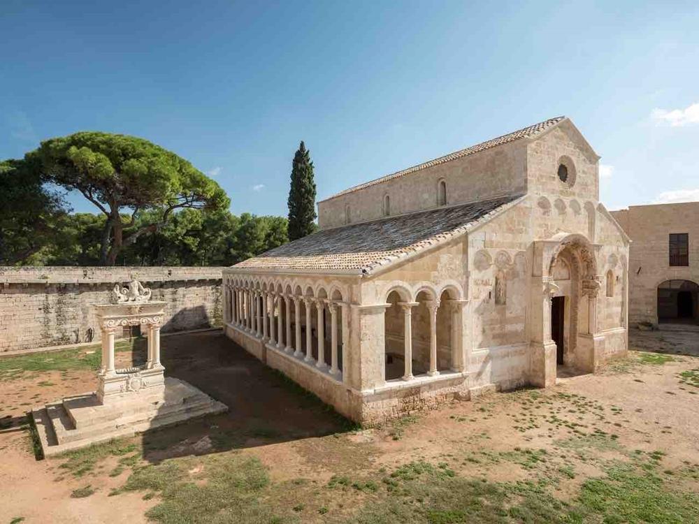Abbazia di S. Maria di Cerrate, Lecce - Ph. Filippo Poli | FAI