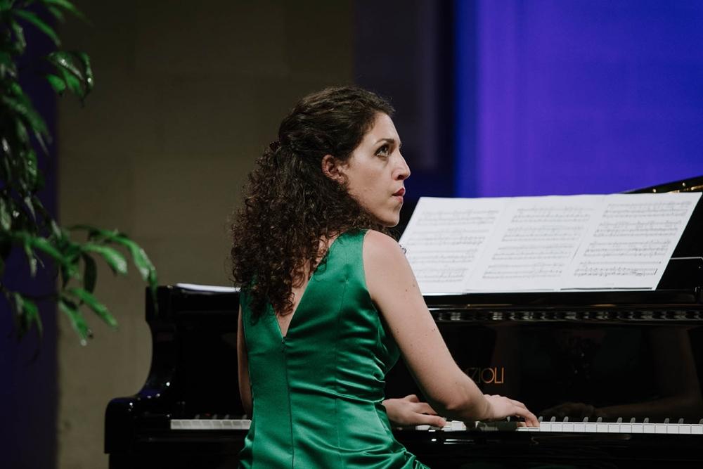 Beatrice Rana al piano per Classiche Forme