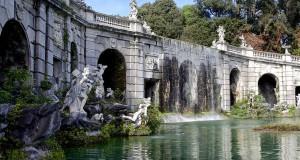Alla Reggia di Caserta torna al suo splendore la Grotta di Eolo, angolo nascosto del Parco Reale