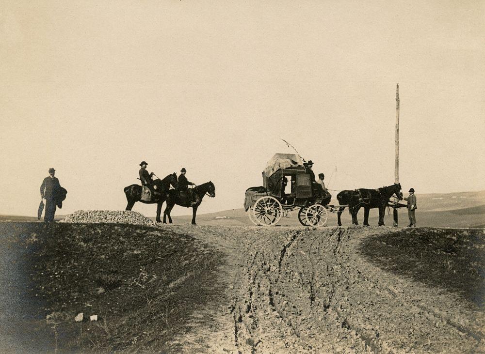 Laval Nugent, Lucania, XIX secolo