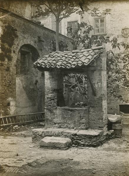 Laval Nugent, Pozzo a Montepeloso (Irsina), Lucania, XIX-XX secolo - Coll.Diciocia ©