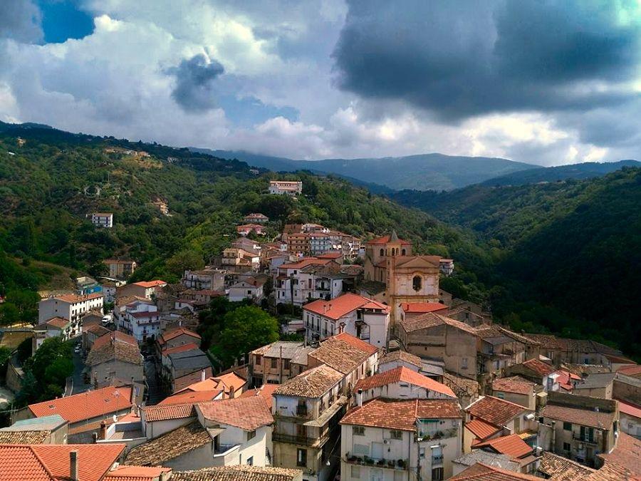 Scorcio del centro storico di Luzzi (Cosenza) - Ph. Alfredo D'Ambrosio