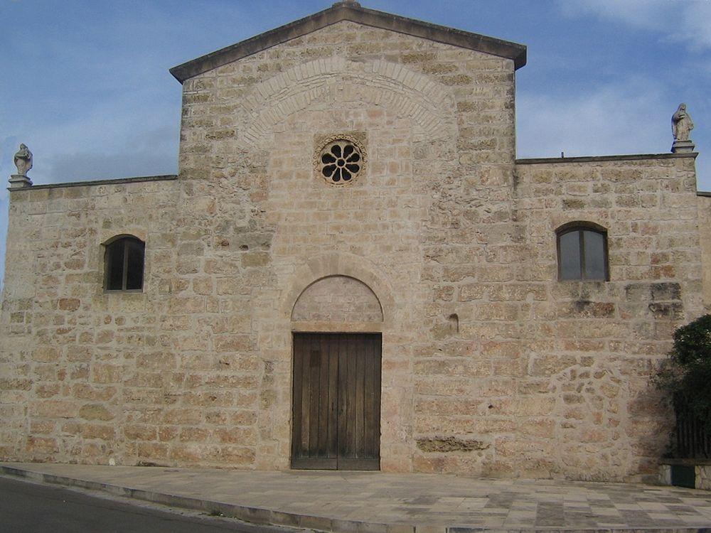 Chiesa di S. Maria della Croce, Casarano (Lecce), V-XVI sec. - Image source