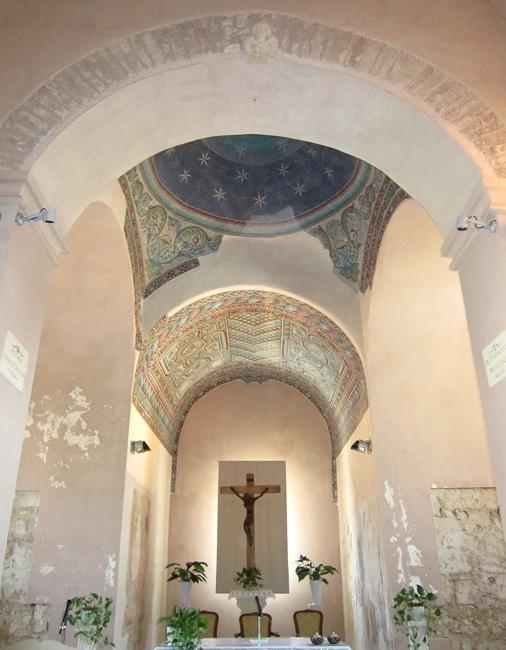 Chiesa di S. Maria della Croce, interno, Casarano (Lecce) - Ph. © Alessandro Romano