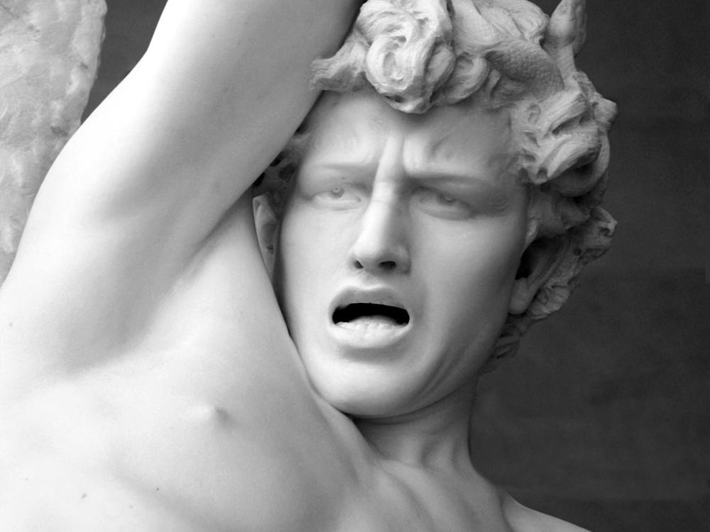 Salvatore Albano, Gli Angeli caduti (part.), 1883, Brooklyn Museum, NY – Ph. Peter Roan | ccby-nc2.0