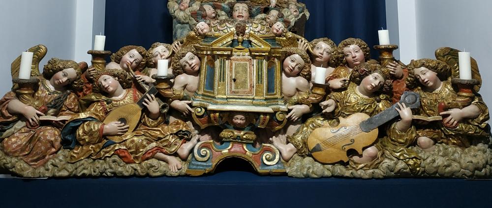 Fra' Diego da Careri, part. con Angeli musicanti - Ph. Angelo Ventimiglia