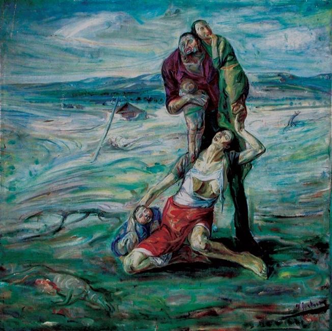 Nik Spatari, Alluvione in Calabria nel 1951 - Image by MuSaBa