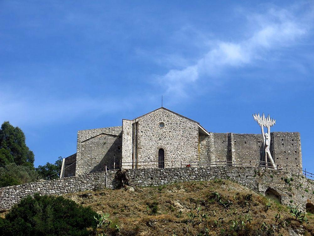 L'antico monastero restaurato da Nik Spatari, MuSaBa - Ph. Donatella Plastino | ccby-nc-nd2.0