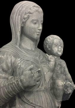 Domenico Vanello, Madonna delle Grazie, Chiesa di S. Giorgio, Sinipoli Inferiore