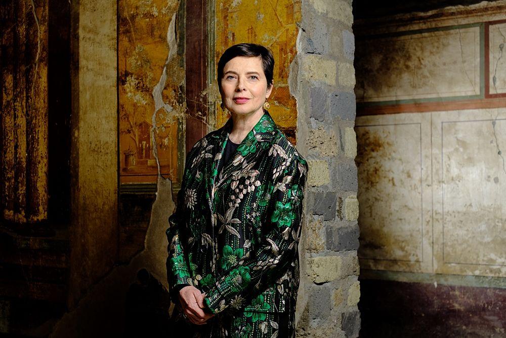 Isabella Rossellini - Ph. Daniele Cruciani