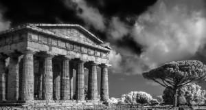 Al Museo Archeologico di Paestum, mostra fotografica di Marco Divitini