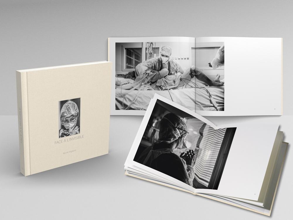 Nicola Vigilanti, il libro fotografico Affrontare l'Invisibile