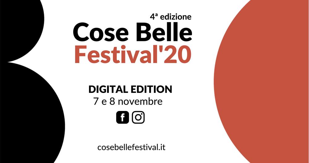Cose Belle Festival 2020