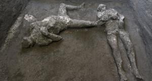 Pompei: in una villa suburbana ritrovate due vittime dell'eruzione del 79 d.C.