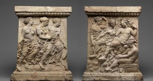 Lo splendore della Magna Grecia in due altari da Medma esposti al Getty Museum