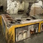 A Pompei riemerge un'antico luogo di ristoro con i suoi bellissimi affreschi