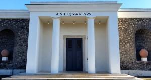 Pompei: restaurato e riallestito, riapre l'Antiquarium del Parco Archeologico