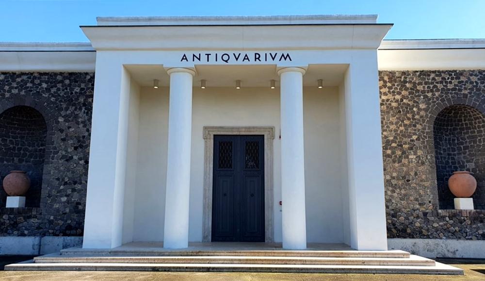 Antiquarium di Pompei | Courtesy MIBACT/Parco Archeologico di Pompei
