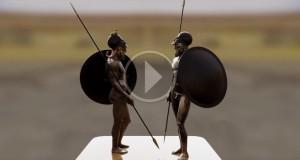 Bronzi di Riace: in un video l'ipotesi ricostruttiva del prof. Daniele Castrizio