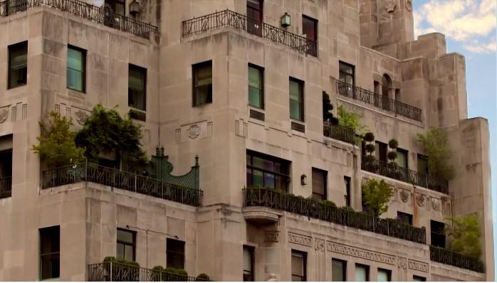 Rosario Candela, part. di un attico al 740 Park Avenue, NY - Image courtesy Hinge Kantarowitz