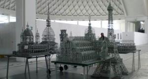 Le sorprendenti architetture in ferro del lucano Antonio Catolla