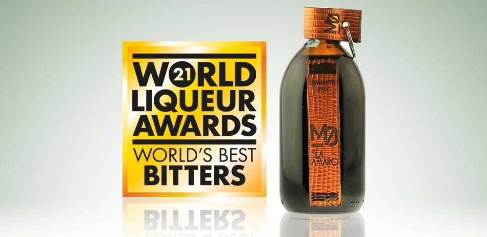 MZero, Miglior Amaro del Mondo ai World Liqueurs Awards
