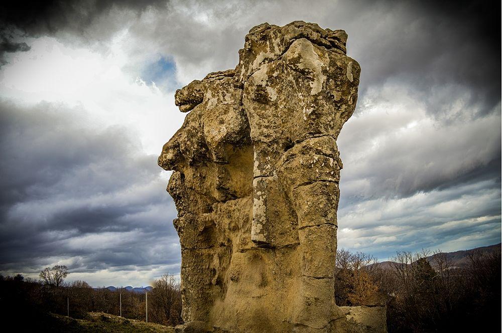 L'elefante di Campana (Cs) - Image by UNICal