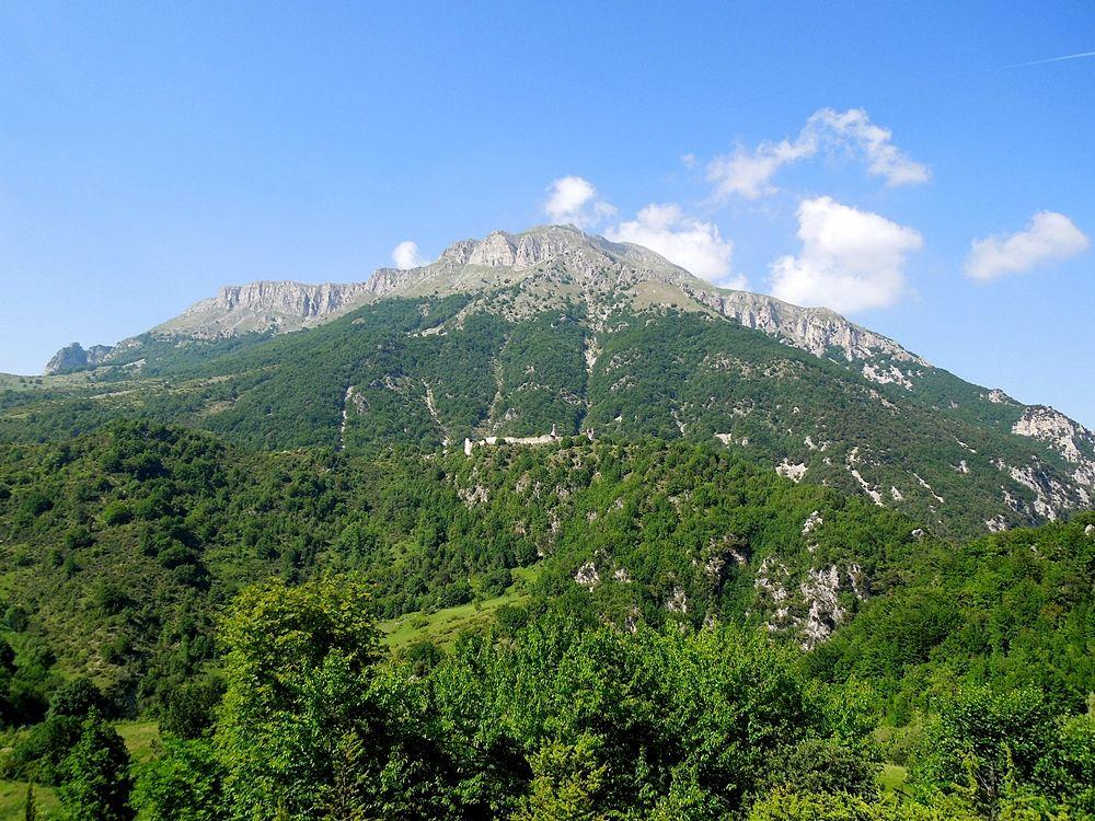 Monti del Piceno, Montagna dei Fiori, Valle Castellana (Teramo) - Ph.
