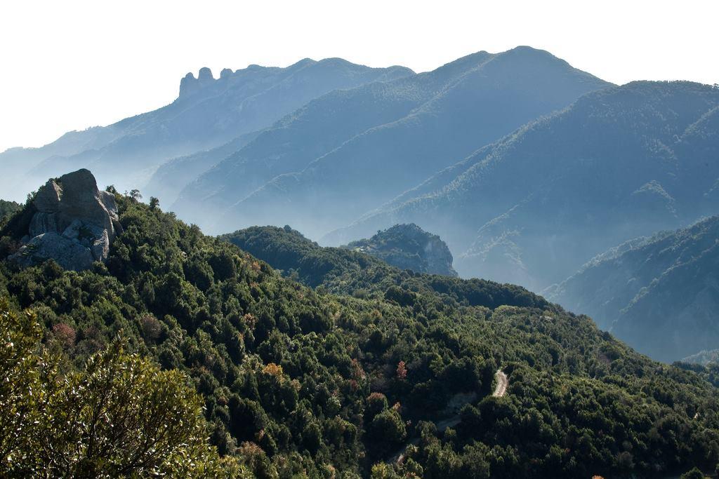 Scorcio dell'Aspromonte scendendo dall'altopiano dello Zomaro - Image courtesy Aurelio Candido