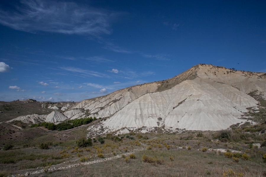 Calanchi di Monte S. Nicola, Gela (Caltanissetta) - Image source
