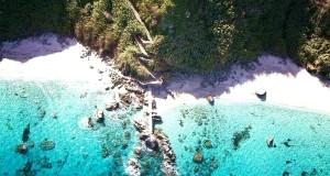Spiaggia di Michelino: a Parghelìa una scala verso il paradiso terrestre