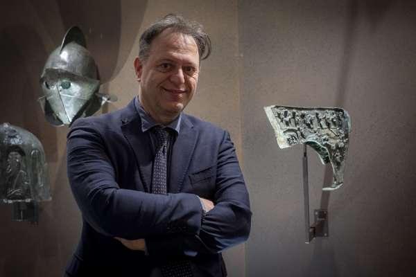 Paolo Giulierini, archeologo, direttore del MANN