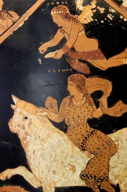 Part. del vaso di Assteas con Pothos
