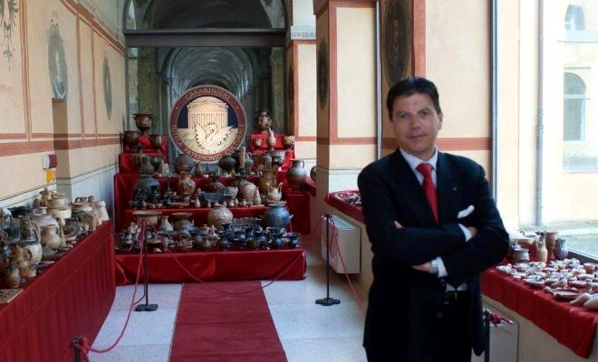 Il luogotenente dei Carabinieri Roberto Lai