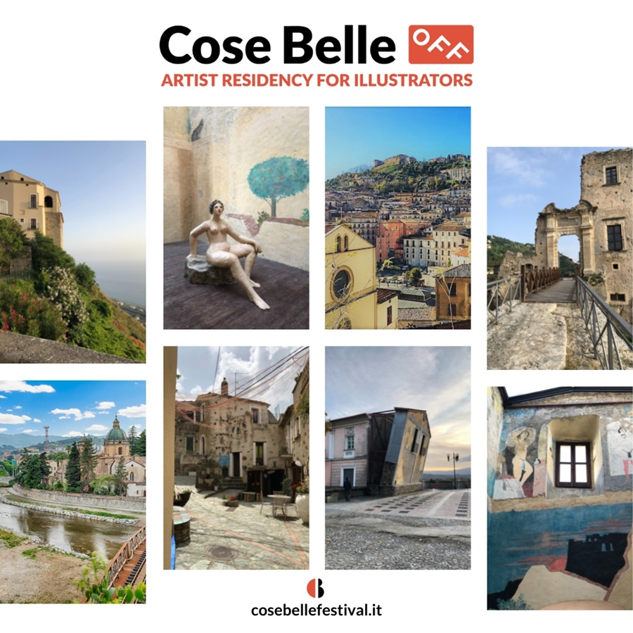 Cose Belle OFF - Residenza d'Artista per illustratori