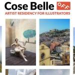 Cose Belle OFF 2021: in Calabria torna la Residenza d'Artista per illustratori