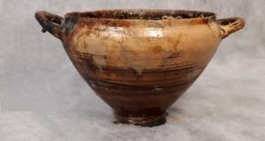 Otranto: ritrovata una nave corinzia del VII secolo a.C. Recuperata parte del carico