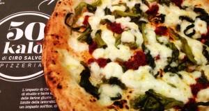 Segnalazioni | A pochi mesi dall'apertura esplode la fama internazionale della pizzeria napoletana 50 Kalò di Ciro Salvo