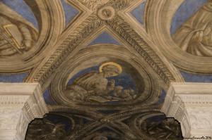 Volta della cripta cinquecentesca della Cattedrale di Acerenza (Pz), 1524 – Ph. © Ferruccio Cornicello