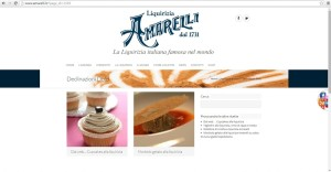 Amarelli: la celebre liquirizia di Rossano Calabro presto a portata di click in tutto il mondo