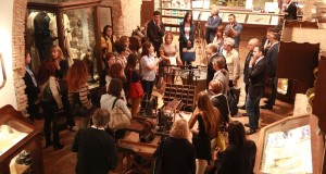 Associati di Museimpresa al Palazzo Amarelli di Rossano. Turismo: «Identità, forte legame con il territorio e capacità di sapersi raccontare»