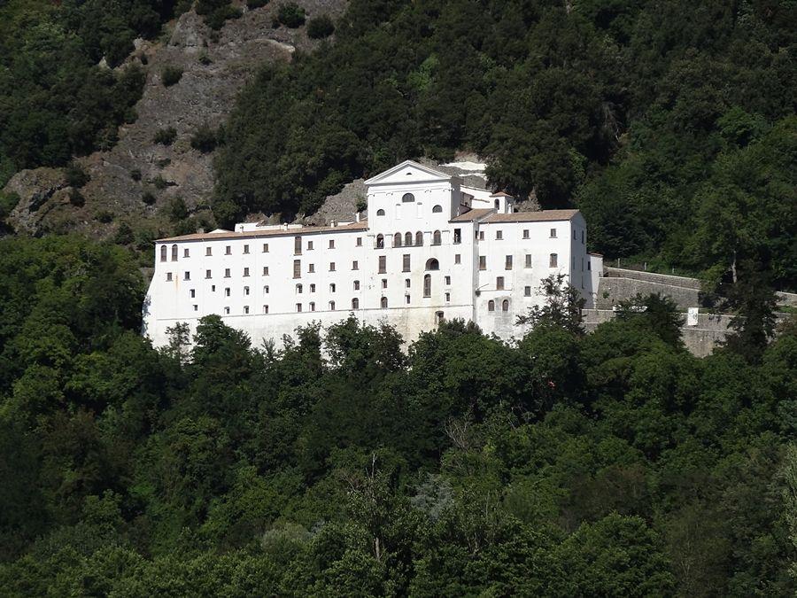 Abbazia di San Michele Arcangelo - Monticchio