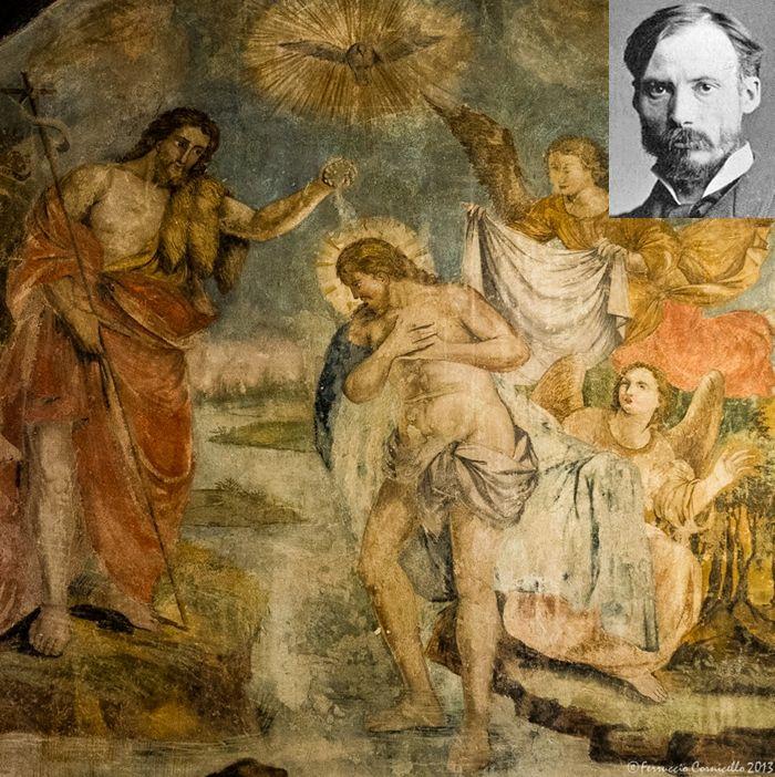 Il Sogno D Arte Di Renoir In Calabria E Gli Affreschi Di Capistrano
