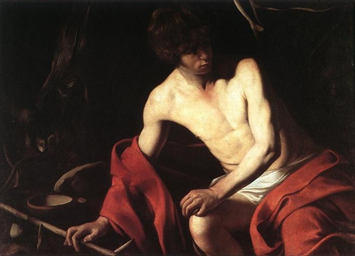 Caravaggio_Giovanni_Battista